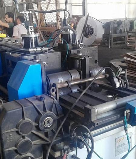 Gmdi Réparation de profileuse hydraulique