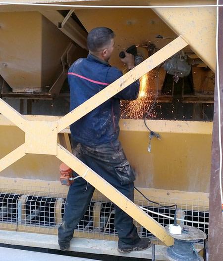 gmdi-réparation système vibration